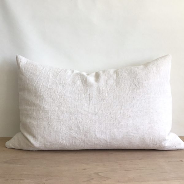 """housse de coussin """"pillow"""""""
